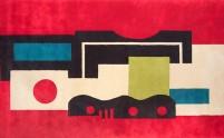 Tapis Rouge - Fernand Léger